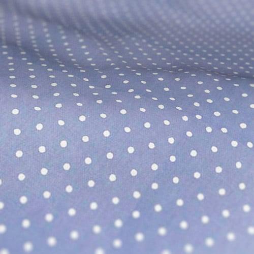 Prestigious Textiles FullstopSky Roman Blind Sample