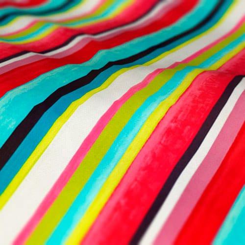 Prestigious Textiles Vegas Tropical Roman Blind Colour Sample