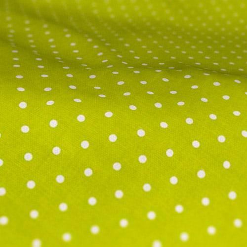 Roman Blinds Prestigious Textiles Full Stop Citrus Colour Sample