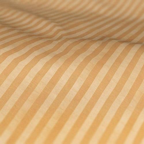 Fryetts mono stripe antique Roman Blind Colour Sample