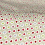 Roman Blind Prestigious Textiles Bahia Pomegranate Colour Sample