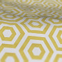 Roman Blind Prestigious Textiles Hex Saffron Colour Sample