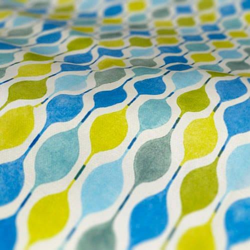 Roman Blind Prestigious Textiles Verve Bluebell Colour Sample