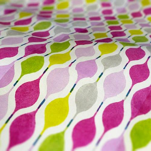 Roman Blind Prestigious Textiles Verve Damson Colour Sample