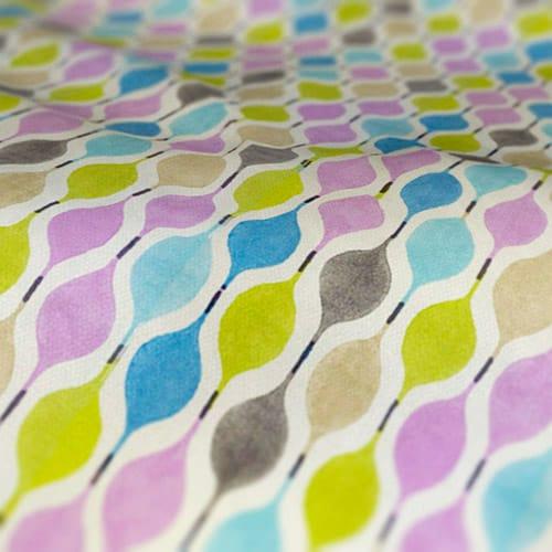 Roman Blind Prestigious Textiles Verve Hyacinth Colour Sample