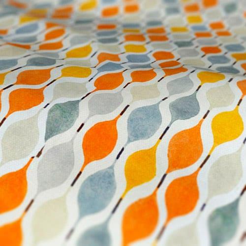 Roman Blind Prestigious Textiles Verve Juice Colour Sample