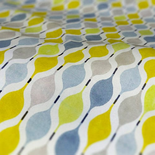 Roman Blind Prestigious Textiles Verve Mimosa Colour Sample