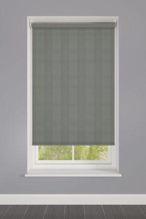 Grey Stripes Roller Blind