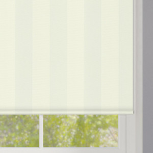 Cream Stripes Roller Blind
