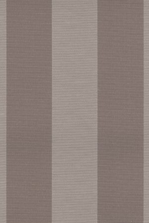 Dark Beige Striped Roller Blind Fabric Sample