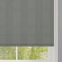 Grey Striped Roller Blind