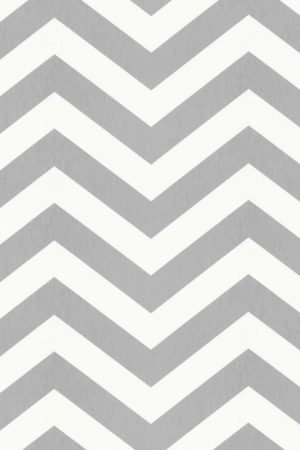Grey Zigzag Striped Roller Blinds Fabric Sample