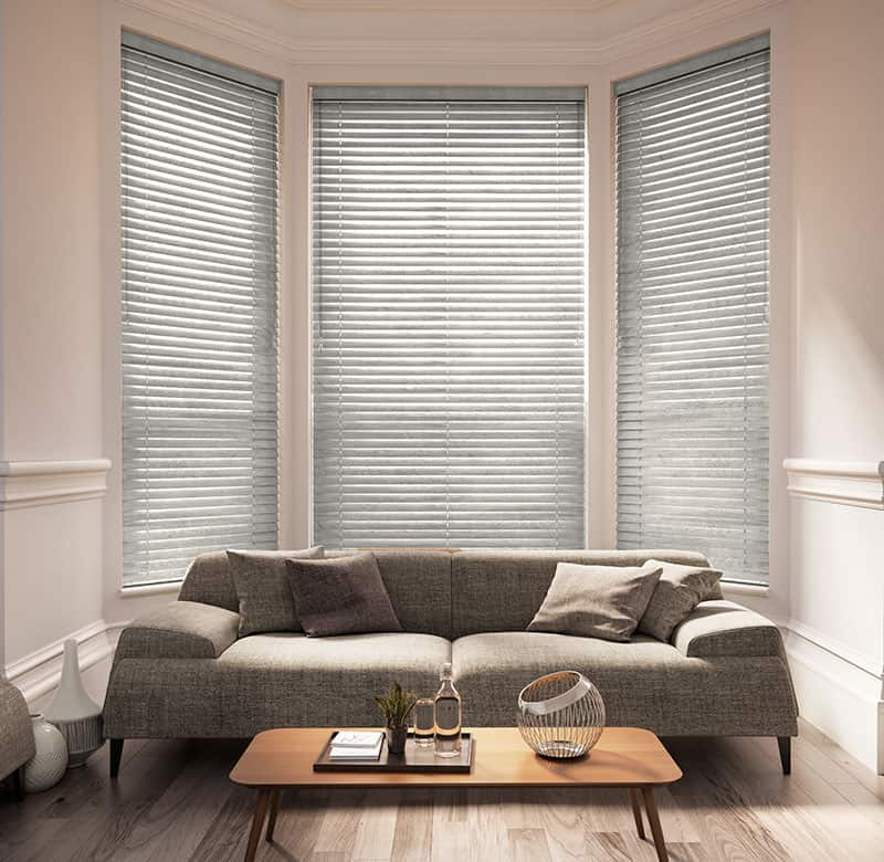 Cheapest Blinds Uk Ltd Light Grey With Cords