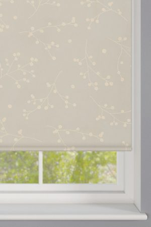 Reflection Antique Roller Blind