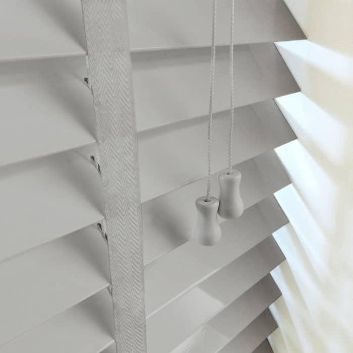 Cheapest Blinds Uk Ltd Next Day Light Grey Wood