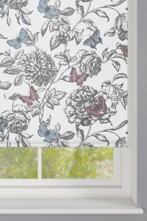 Aporia Patterned Roller Blind