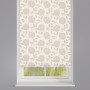 Bloom Sand Patterned Roller Blind
