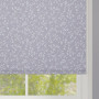 Nina Mulberry Patterned Roller Blind