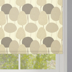 Othello Myth Patterned Roller Blind