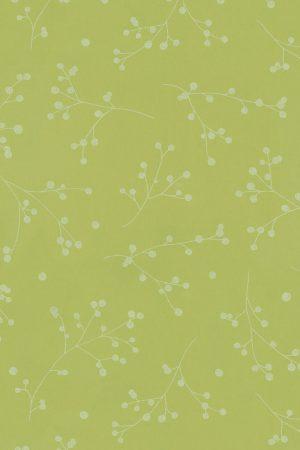 Reflection Olivine Roller Blind Fabric Sample