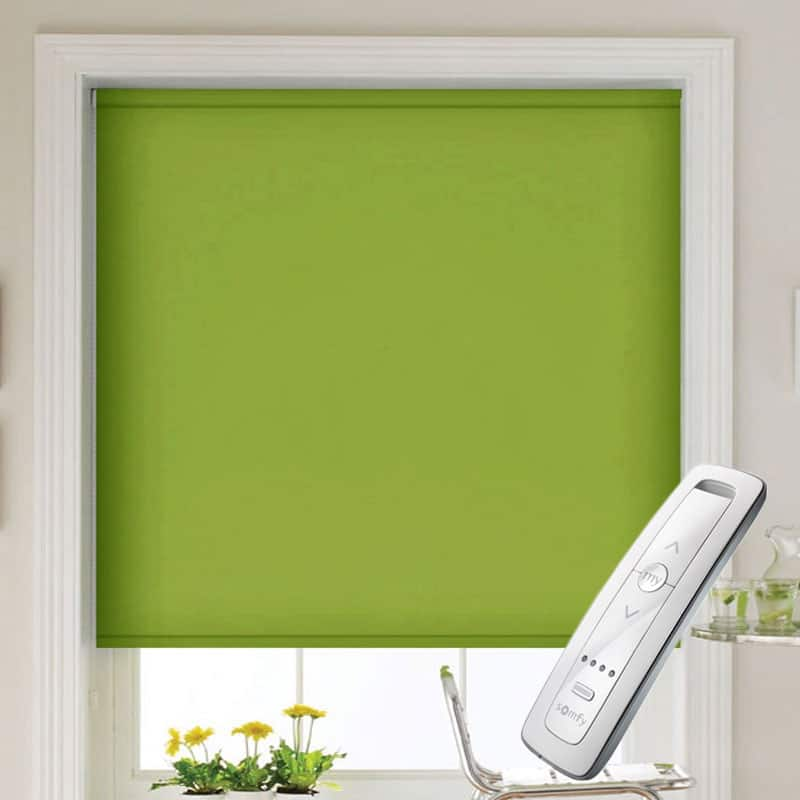 velux blinds remote control instructions