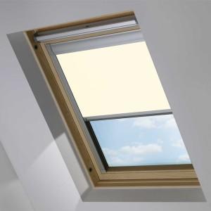 Cream OKPOL Roof Skylight Blind
