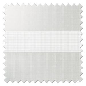 Light Dove Grey Day and Night Blinds Fabric Sample