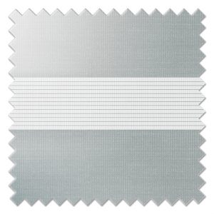 Medium Grey Day and Night Blinds Fabric Sample