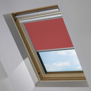 Shiraz Motorised Electric Solar Powered Remote Control Skylight Blinds