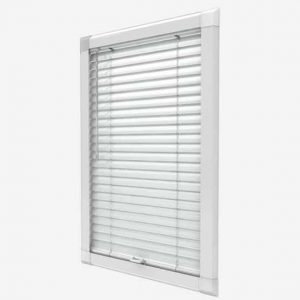 Perfect Fit Conservatory UPVC Aluminium Venetian Blind White
