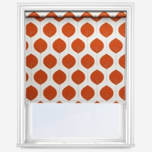 musa tiger lily roller blind