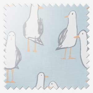 Studio G Laridae Duck Egg Roman Blind Sample